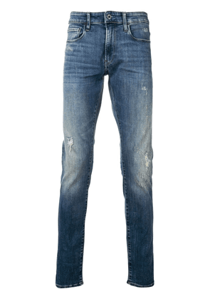 G-Star Raw Research slim-fit jeans - Blue
