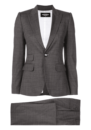 Dsquared2 fitted suit - Grey