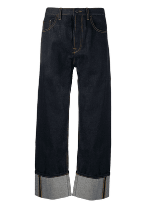 Valentino baggy fit jeans - Blue