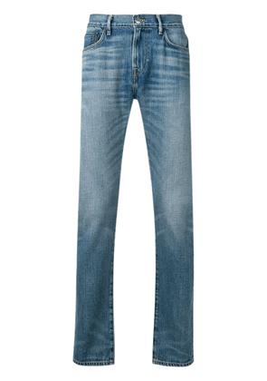Burberry classic slim-fit jeans - Blue