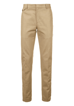 Givenchy stripe detailed trousers - Neutrals