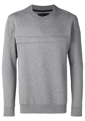 Blood Brother Luck sweatshirt - Grey