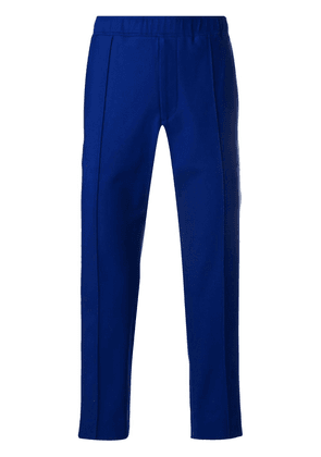 Gucci regular fit track trousers - Blue