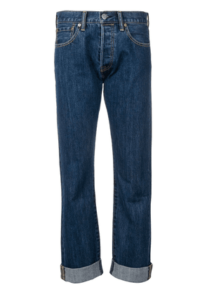 Burberry slim straight-leg jeans - Blue