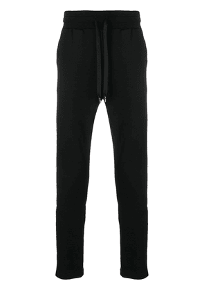 Dolce & Gabbana track style trousers - Black