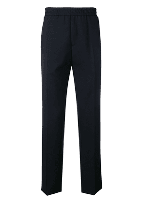 Givenchy track style tailored trousers - Blue