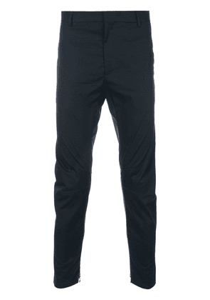 Lanvin slouched tailored trousers - Blue