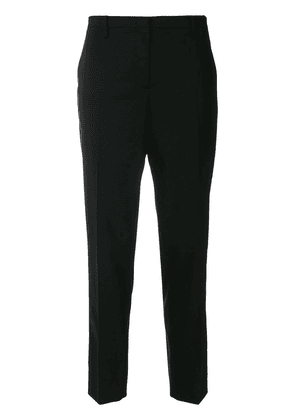 No21 tailored tapered trousers - Black