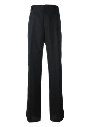Givenchy hook and loop strap trousers - Black