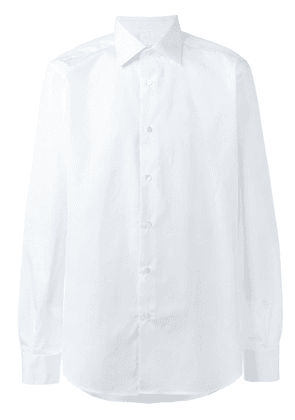Fashion Clinic Timeless buttoned shirt - White