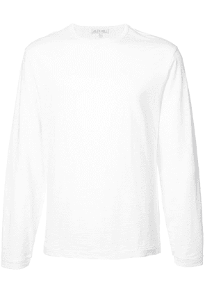 Alex Mill standard long-sleeve top - White