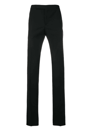 Saint Laurent tailored fitted trousers - Black