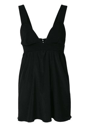Gentry Portofino sleeveless top - Black