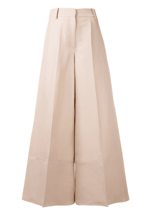 Valentino high-waisted palazzo pants - Pink