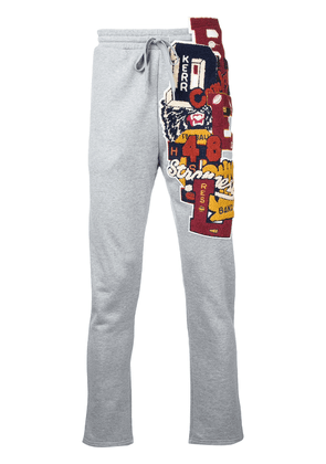 Doublet tracksuit trousers - Grey
