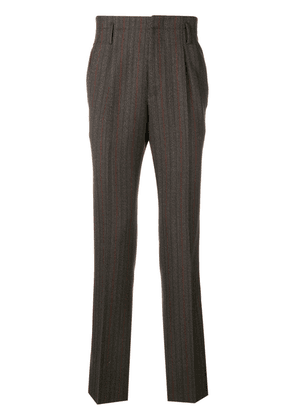 Lanvin classic tailored trousers - Brown