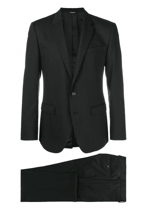 Dolce & Gabbana classic two-piece suit - Black
