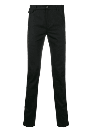 Givenchy side stripe trousers - Black