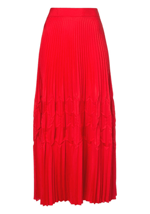 Givenchy flared midi skirt