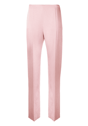 Valentino slim fit tailored trousers - Pink