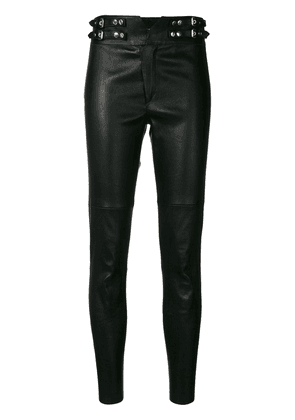 Isabel Marant Preydie trousers - Black