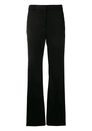 Burberry straight-fit tailored trousers - Black