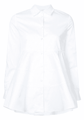 Co co tiered blouse - White