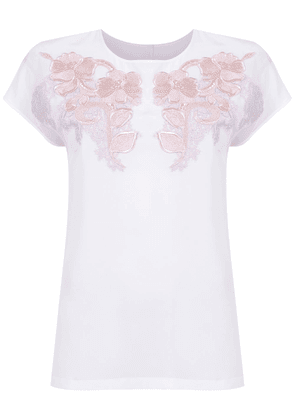 Dolce & Gabbana Embroidered blouse - White