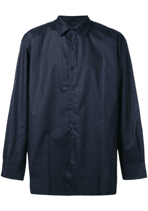 Casey Casey loose fit shirt - Blue