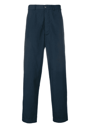 Casey Casey tapered leg trousers - Blue