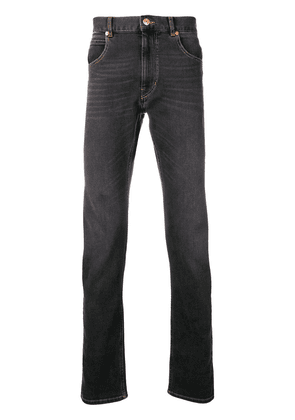 Isabel Marant classic slim-fit jeans - Grey