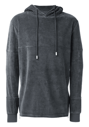 Blood Brother Verge hoodie - Grey