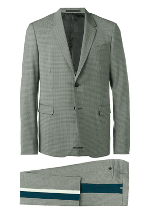 Valentino houndstooth two-piece suit - Green