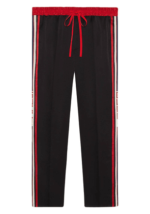 Gucci Acetate jogging pant - Black