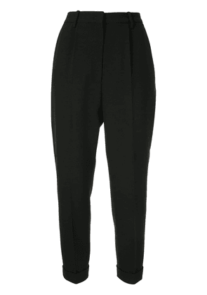 No21 pleated trousers - Black