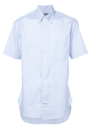 Gitman Vintage button down shirt - Blue
