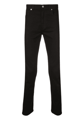 Gucci high waisted skinny jeans - Black