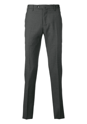 Pt01 slim tailored trousers - Grey