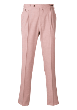 Pt01 tailored trousers - Pink