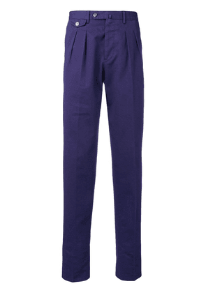 Pt01 tapered trousers - Blue