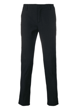 Dondup slim-fit tailored trousers - Blue