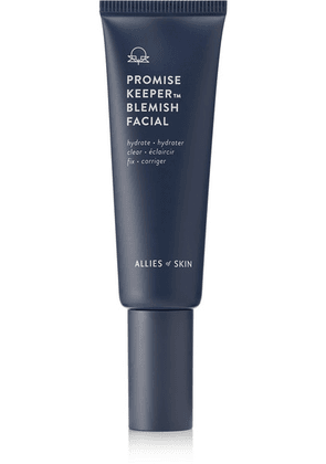 Allies of Skin - Promise Keeper Blemish Facial, 50ml - one size