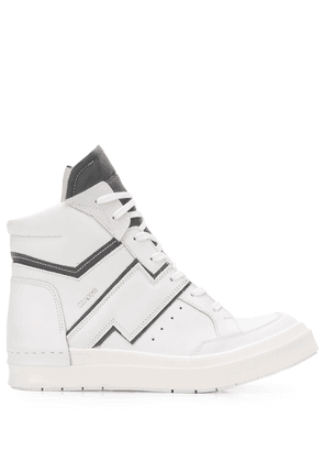 Cinzia Araia Skin high-top sneakers - White