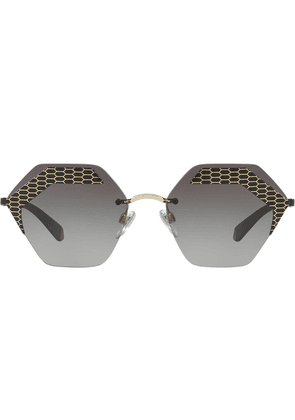 Bulgari Serpenti sunglasses - Black