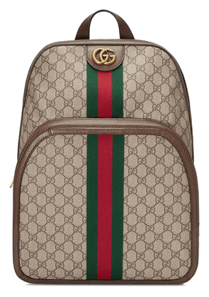 42ad286a208 Gucci Medium backpack with NY Yankees trade  patch