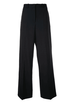 Jil Sander high rise tailored trousers - Blue