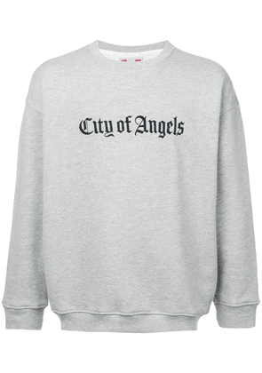 Adaptation City of Angels sweatshirt - Grey