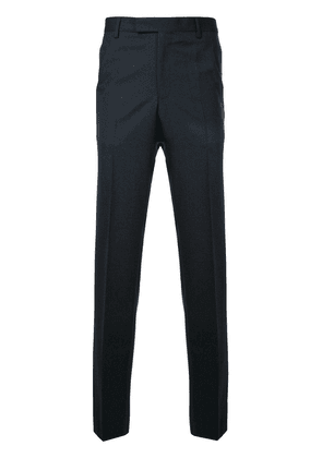 Gieves & Hawkes classic tailored trousers - Grey
