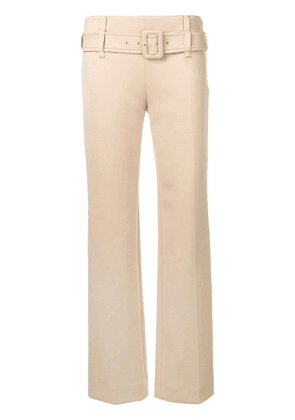Prada Tecno trousers - Neutrals