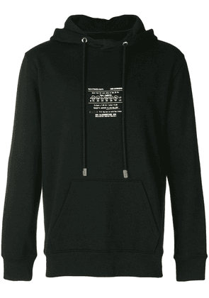 Blood Brother Result hoodie - Black